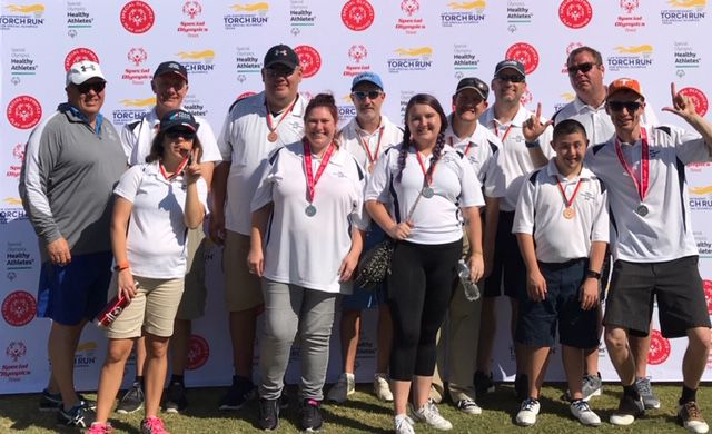 Allen Special Olympics athletes shine during Fall Classic